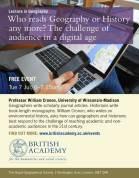 Cronon BA Lecture 7 July-1