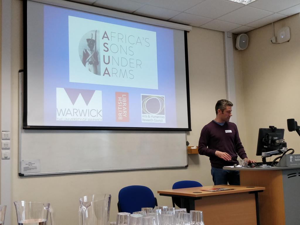 Keynote speaker: Prof David Lambert, University of Warwick